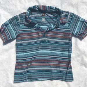 Tea Collection Polo Shirt, Size 3